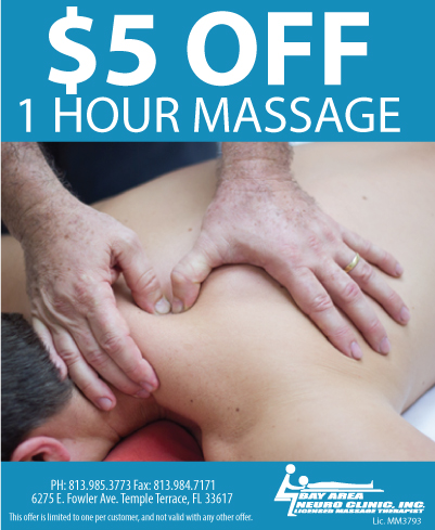 BUY 10 1HR Massages recieve 1HR Massage FREE